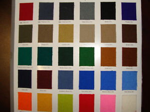 BILLIARD CLOTH ... PICK A COLOUR - ANY COLOUR!!!