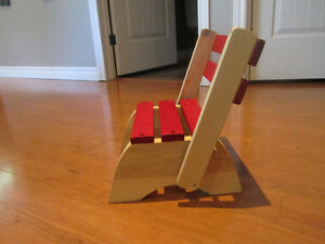 Folding toddler step stool/chair Stratford Kitchener Area image 3