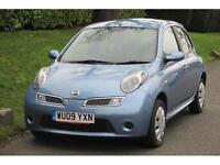 Nissan Micra 1.4 16v auto Acenta AUTOMATIC 1 FORMER KEEPER