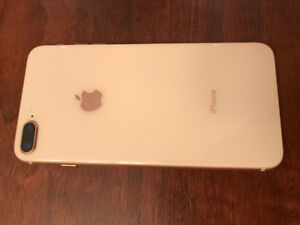Iphone 8+plus with warranty