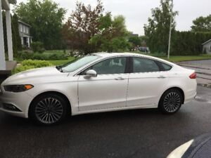 FORD FUSION 2017 traction intégrale