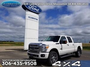 2015 Ford F-350 Super Duty Platinum  REDUCED TO $59999!!!