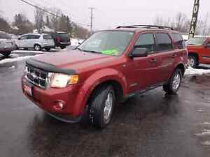2008 ford escape xlt 159k cert etested pattersonauto.ca.