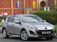 Mazda 3 1.6 2009 MY Petrol Sport..YES - GENUINE 36,000 MILES!! +6 SERVICE STAMPS