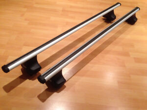 Barres de toit Thule 480 / Thule 480 car rack