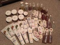 Job lot of beauty items