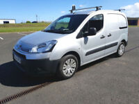 64 Citroen Berlingo 1.6HDi ( 75 ) 2014MY L1 625 LX Low miles 3 seat