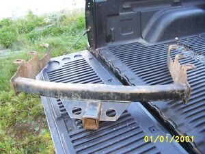 truck hitch and weight distribution hitch