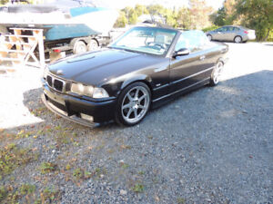 Low mileage Nice older BMW 328i convertible