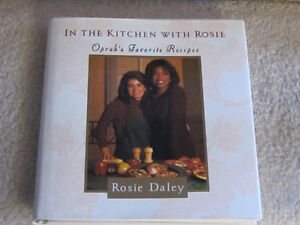 In the Kitchen with Rosie-Oprah's Favourite Recipes