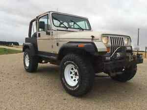 1995 Jeep Wrangler Sahra Other