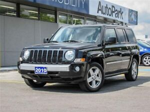 2010 Jeep Patriot Limited Limited | Leather | Great Value!