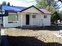 Steel Roofing/Eavestrough/soffit/fascia/siding etc.