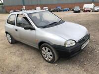 Vauxhall Corsa 1.0i 12v Envoy 3 door - 2000 W-REG - 11 MONTHS MOT