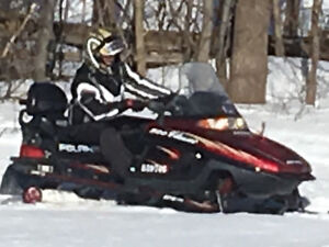 Great running sled for sale