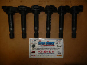 JDM Honda Odyssey Original Ignition Coils 2002 2003 2004 3.5L