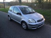 Toyota Yaris 1.3 VVT-i T3 1 DOCTOR OWNER FROM NEW