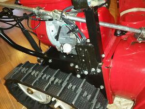 Honda HS724 Snowblower in Mint condition. Kitchener / Waterloo Kitchener Area image 7