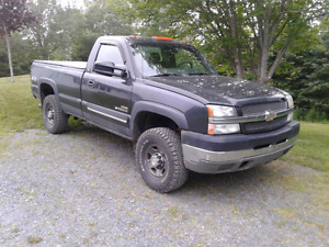 2004.5 duramax diesel 4x4