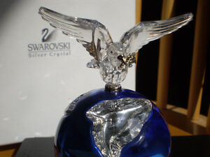 "Swarovski Crystal Figurine-"" Planet Vision Limited Edition 2000"" Kitchener / Waterloo Kitchener Area image 5"