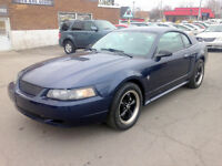 FORD MUSTANG 2002 MANUELLE