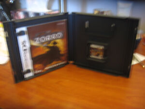 jeu DS zorro(quest for justice)