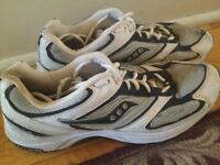 Saucony Running Shoes, Size 11.5