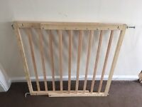 Babies r us wooden stair gate