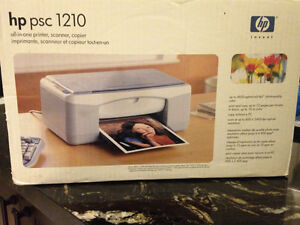 HP PSC 1210 Printer + Canon Super Printer Super 3G 4 in 1 Oakville / Halton Region Toronto (GTA) image 1