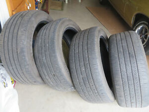 4 Tires--255-50-20