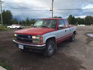 1993 Chevrolet Silverado 3/4 ton
