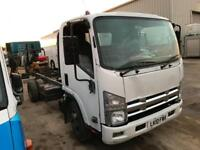 ISUZU TRUCKS FORWARD N75.190 AUTO BREAKING FOR PARTS!!!!!!!!!!!!!!