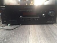 Sony Av amplifier