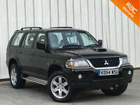 Mitsubishi Shogun Sport 2.5TD Warrior FINANCE WARRANTY AVAILABLE PX SWAP
