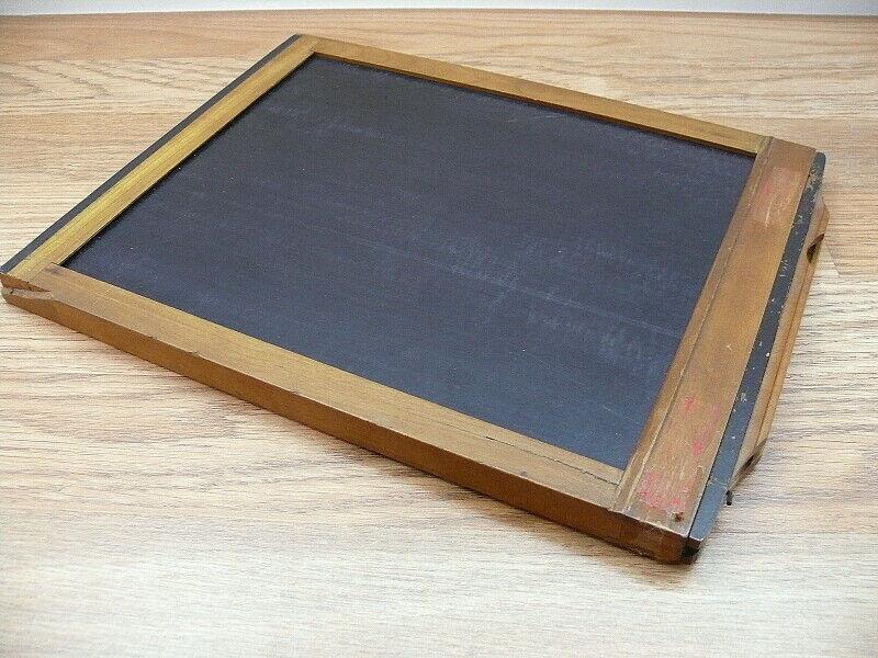 Unbranded, 8x10 wood  cut film holder     ( C1)
