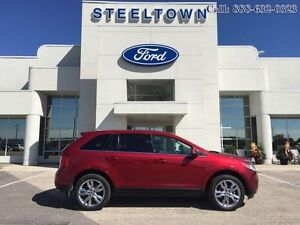"""2014 Ford Edge """"LIMITED AWD LEATHER/MOON""""   - $195.43 B/W"""