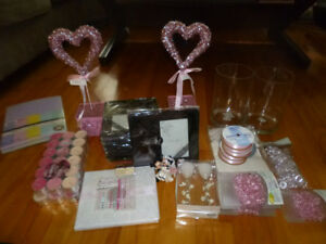 PINK Bridal Shower, Baby Shower or Wedding Extras