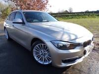 2012 BMW 3 Series 320d Luxury 4dr Media Pack! Bluetooth! 4 door Saloon