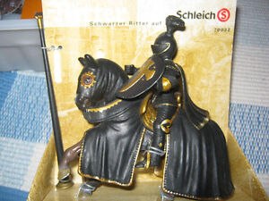 """New """"Schleich Knight and Horse"""""""