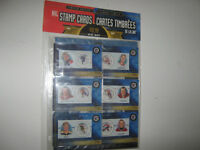CANADA POST 50TH ALL STAR GAME STAMP SET LIMITED EDITION