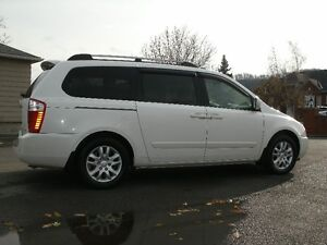 2006 Kia Sedona EX: Leather, Sun Roof, Only 116K, Must See! Oakville / Halton Region Toronto (GTA) image 11