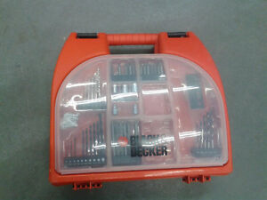 Gently Used Black & Decker Cordless Drill Kit