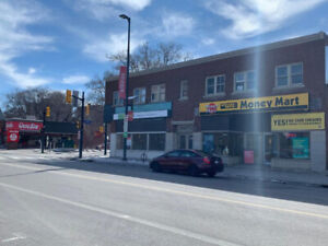 Prime Retail Space For Lease 484 Rideau Street