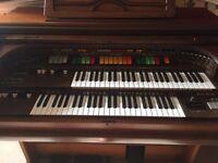 Elka electric organ
