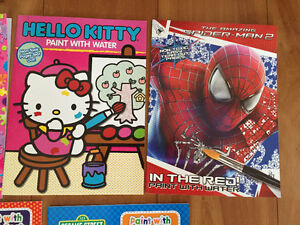 New! Assorted paint with water books Kitchener / Waterloo Kitchener Area image 2