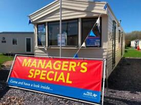 contact BOBBY❗️ static caravan for sale northwest Lancashire Heysham sea views