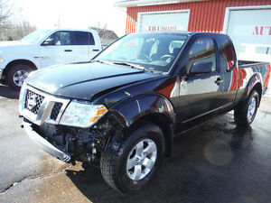 2012 Nissan Frontier EXT-CAB 4x4 S.V.