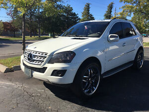 2009 Mercedes Benz M320 CDI BlueTec SUV LOW KMS AWD