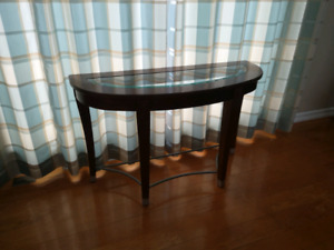 Table d'appoint / console