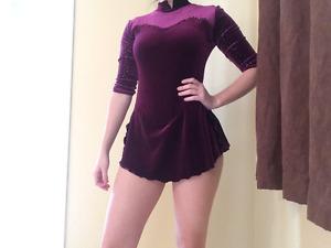Figure skating Dresses- Girls
